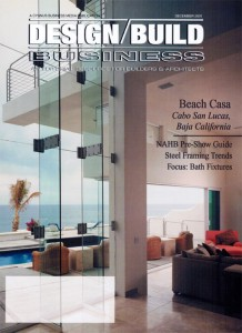 Thomas Drummond Design-Build Magazine Cover